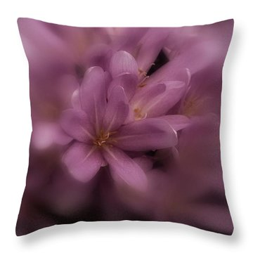 Throw Pillow featuring the photograph Timeless by Richard Cummings