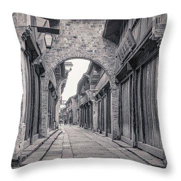 Timeless. Throw Pillow