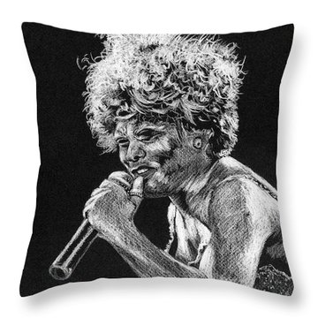 Tina Throw Pillow