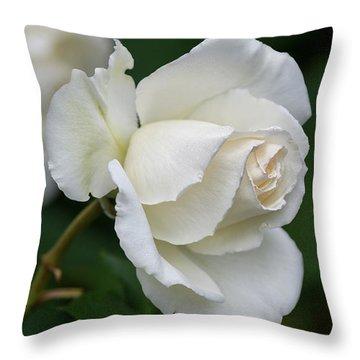 Tineke Rose 2 Throw Pillow