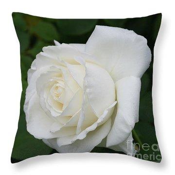 Tineke Rose 3 Throw Pillow