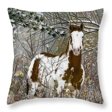 Tinman, Pastel Throw Pillow