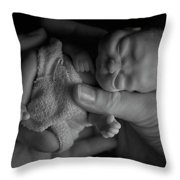 Tiny Throw Pillow