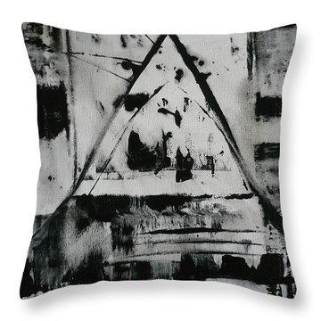 Tipi Dream Throw Pillow