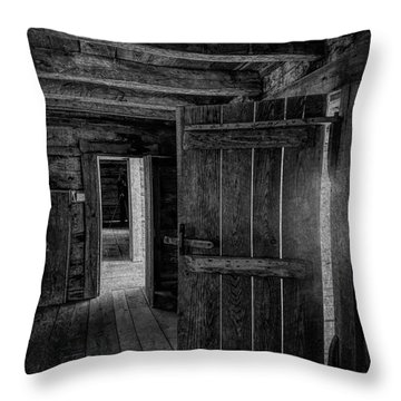 Tipton Cabin Award Winner Throw Pillow