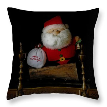 'tis The Season Throw Pillow