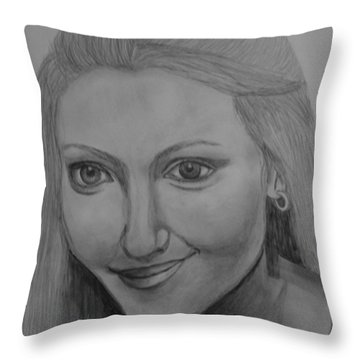 Tisa Throw Pillow