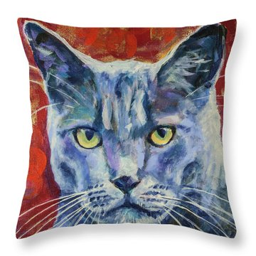 Tj 12x12 Throw Pillow