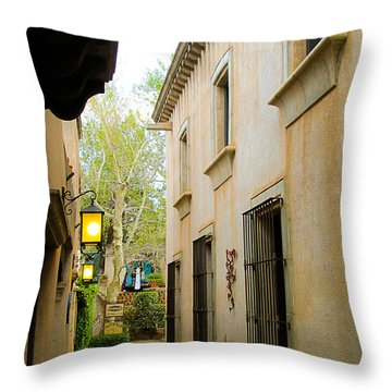 Tlaquepaque 1 Throw Pillow