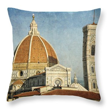 To Be Where You Are  Throw Pillow