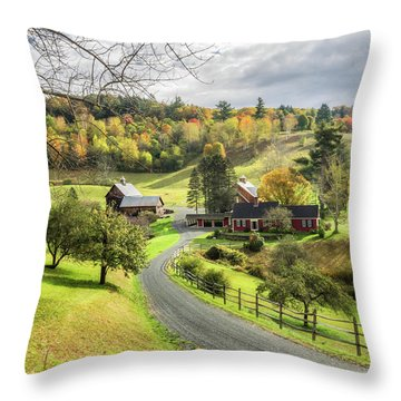 To Die For. Throw Pillow