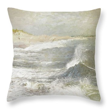 To Keep In View Throw Pillow
