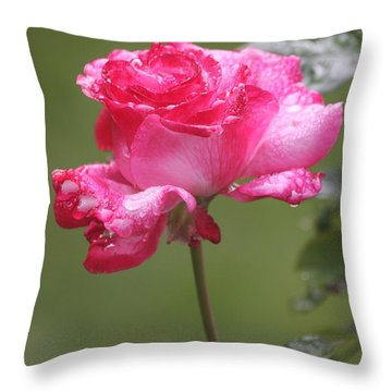 To My Dearest Friend Throw Pillow