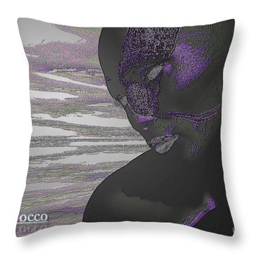 To Pin For Love Throw Pillow