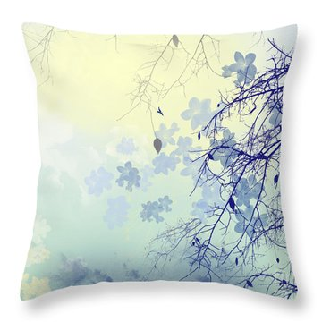 To The Waiting One Throw Pillow