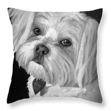 Toby Throw Pillow