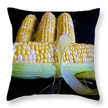 Today On The Menu Throw Pillow