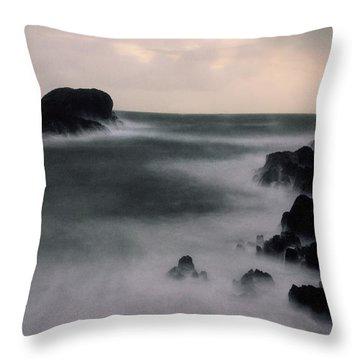 Tofino Dream Throw Pillow