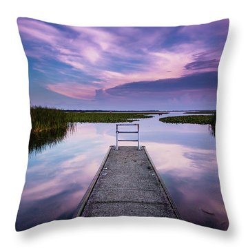 Toho Twilight Throw Pillow