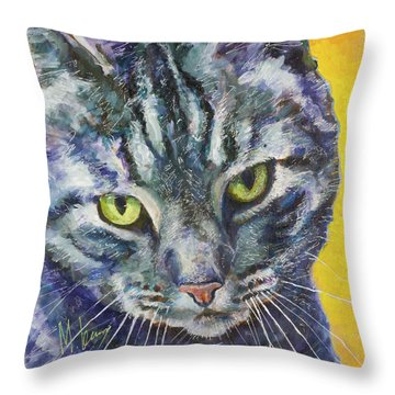 Tokimon 2 Throw Pillow