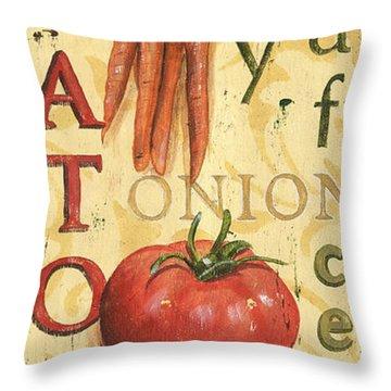 Cuisine Throw Pillows