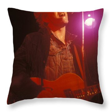 Tommy Conwell Throw Pillow