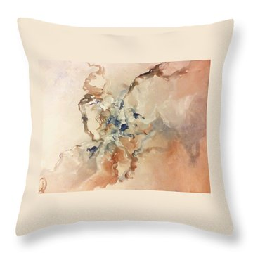 Tomorrows Dream Throw Pillow by Raymond Doward