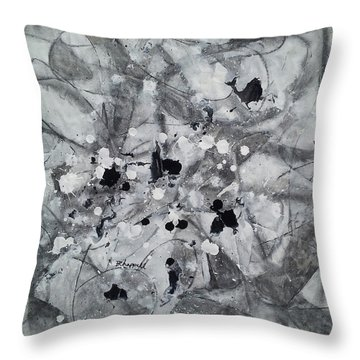 Tonal  Throw Pillow