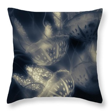 Tonical Entangle Throw Pillow