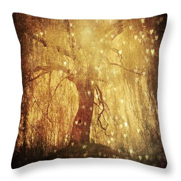 Tonight Tonight Throw Pillow