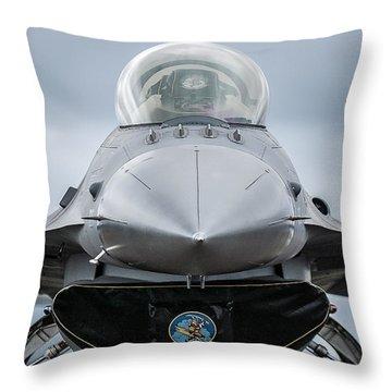 Top Gun V Throw Pillow