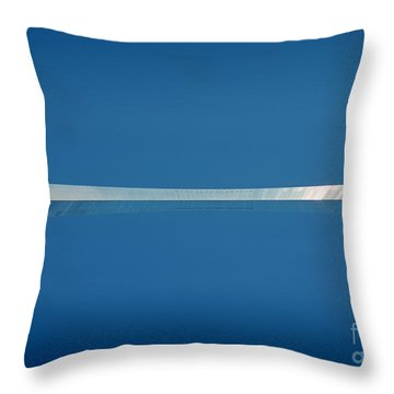 Top Of The Arch Throw Pillow