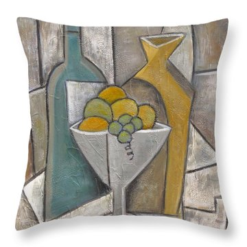 Top Shelf Throw Pillow