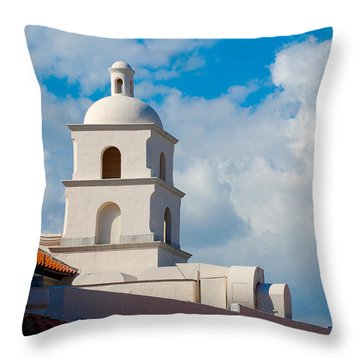 Topper Throw Pillow