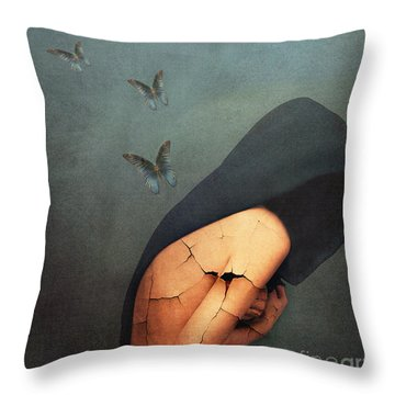 Psychological Throw Pillows