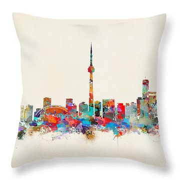 Ontario Throw Pillows