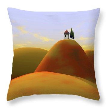 Toscana 2 Throw Pillow