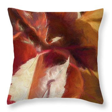 Tossed 3 - Throw Pillow