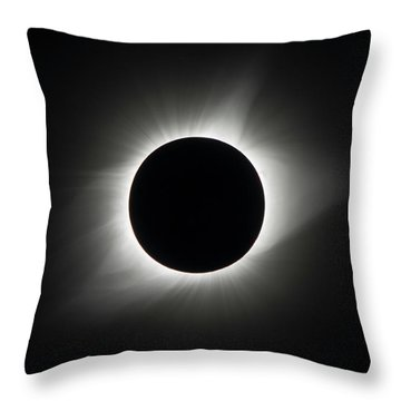 Total Grandeur Throw Pillow