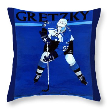 Total Greatness Throw Pillow