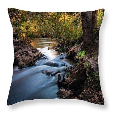 Touchable Soft Throw Pillow