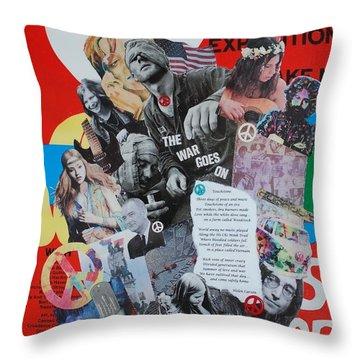 Touchstone Throw Pillow