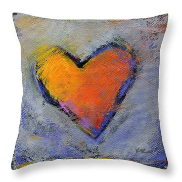 Love 6 Throw Pillow