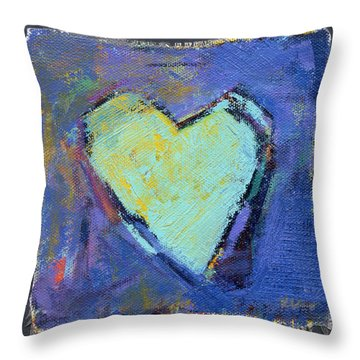 Love 7 Throw Pillow