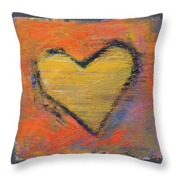Love 8 Throw Pillow