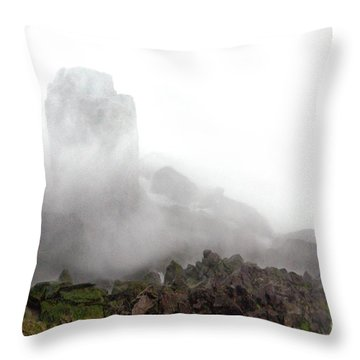 Throw Pillow featuring the photograph Watch The Clouds Roll By by Dana DiPasquale