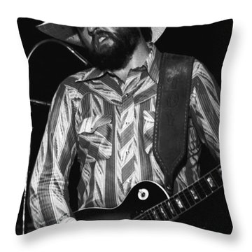 Toy Caldwell Searchin' For A Rainbow 2 Throw Pillow