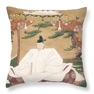 Toyotomi Hideyoshi Throw Pillow