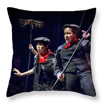 Tpa006 Throw Pillow