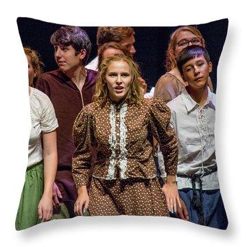 Tpa014 Throw Pillow